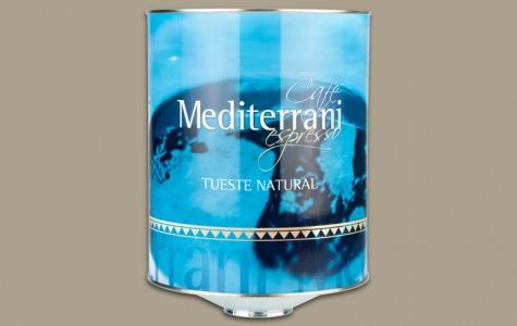 Espresso Mediterrani Natur Geröstet